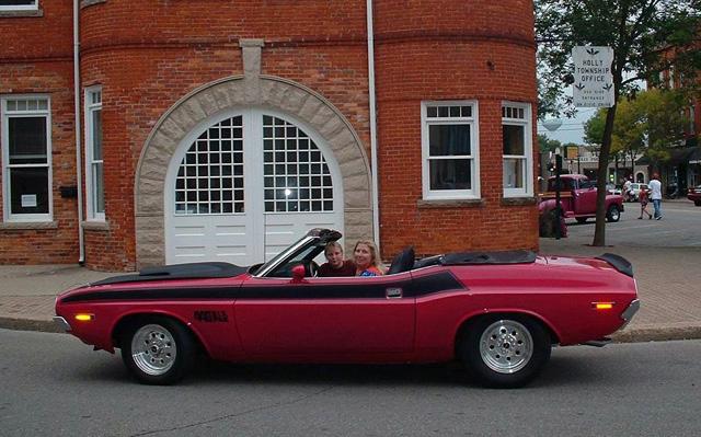 Car Club Inc: 1971 Dodge Challenger Conv.