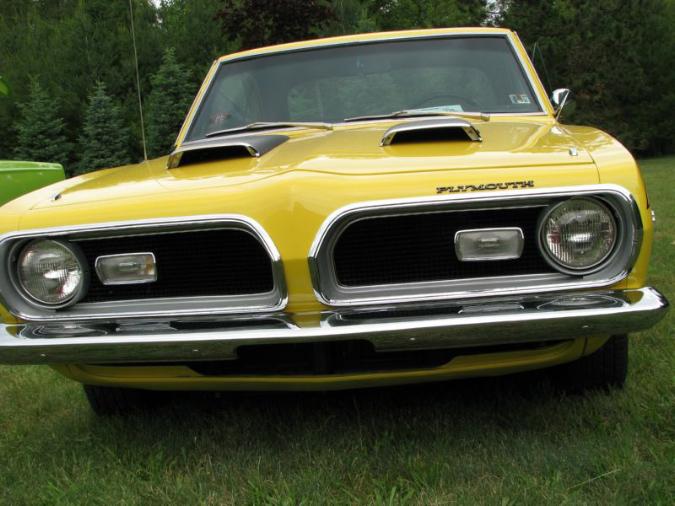 Car Club Inc: 1969 Plymouth Barracuda