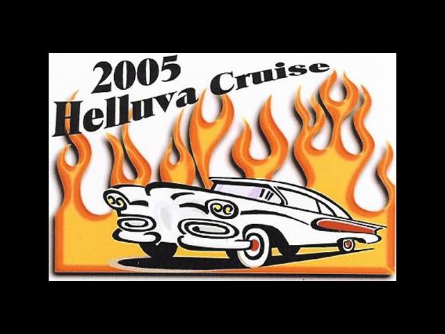 2005_HelluvaCruise-DashPlaque