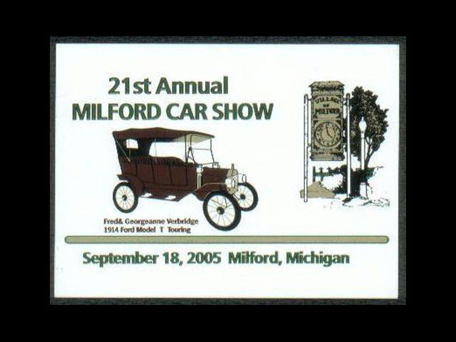2005_Milford-DashPlaque