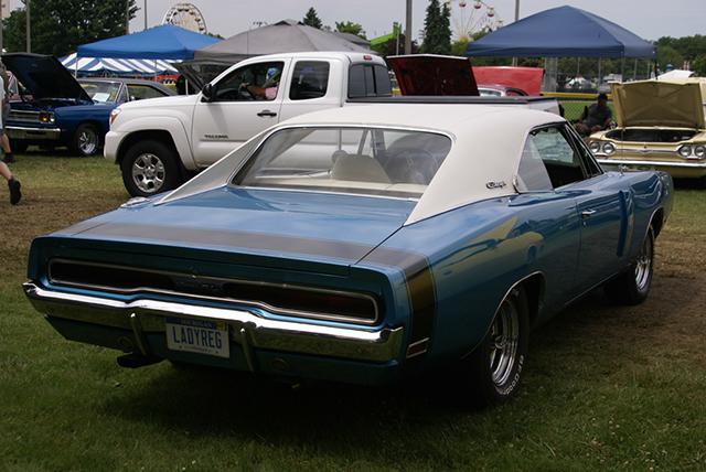 Car Club Inc: 1970 Dodge Charger R/T