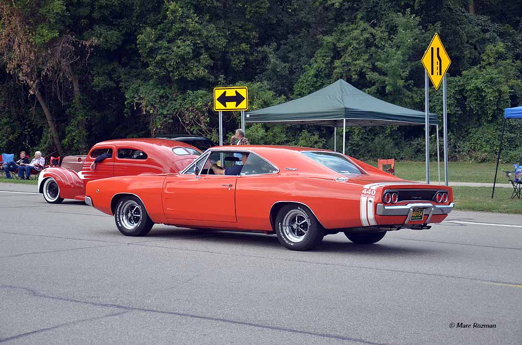 Koenig Ken Dodge Charger MICHIGAN MOPAR MUSCLE CAR CLUB INC - Muscle car club
